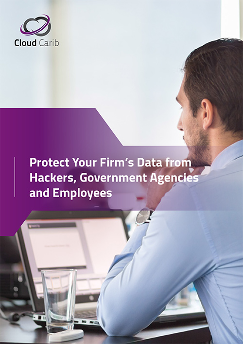 Whitepaper: Protect your firm's data from hackers, gov't agencies & employees