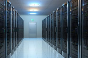 Data Centre Hall