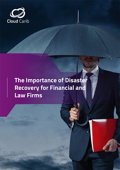 DR for Financial & Law Firms