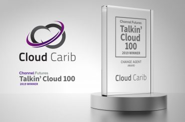 Talking Cloud 2019 Change Agent Award