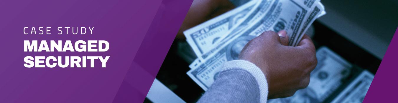 Case study managed security finance regulator