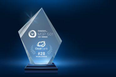 MSP 501 2021 award